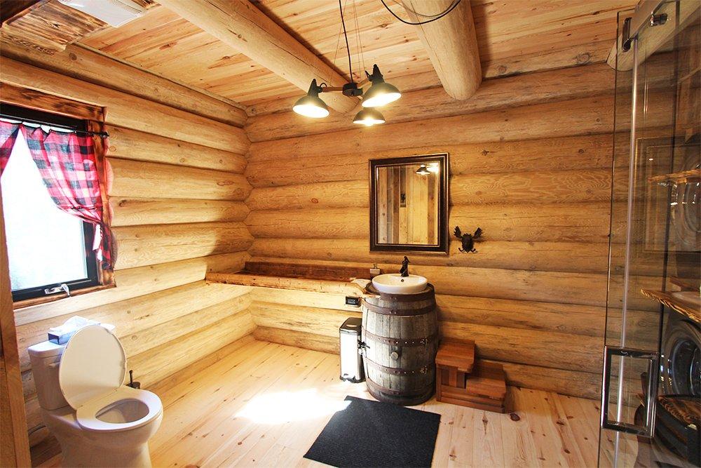 Salle de bain-1 Chalet Légende
