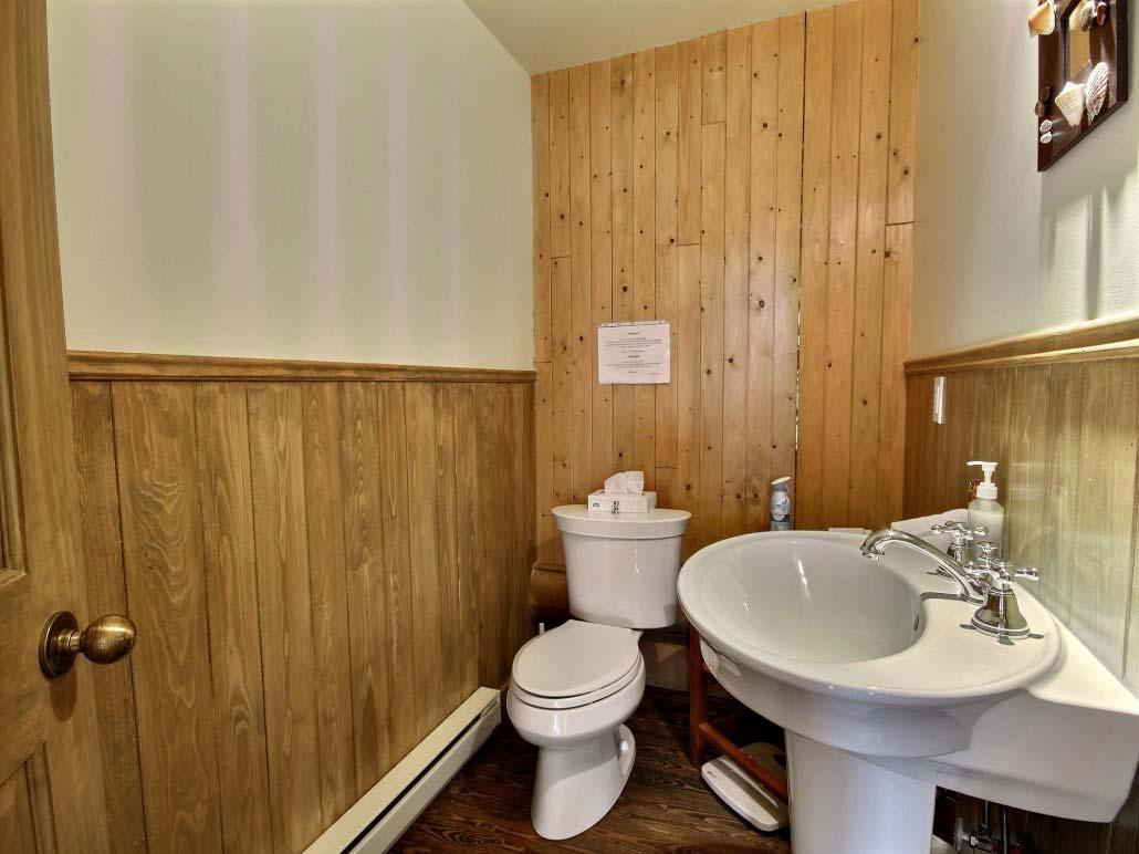 Salle d'eau Chalet Loup-Cervier