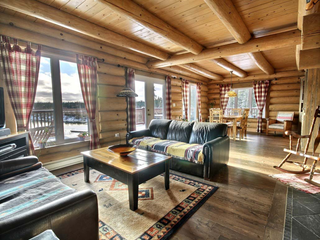 Salon Chalet Loup-Cervier