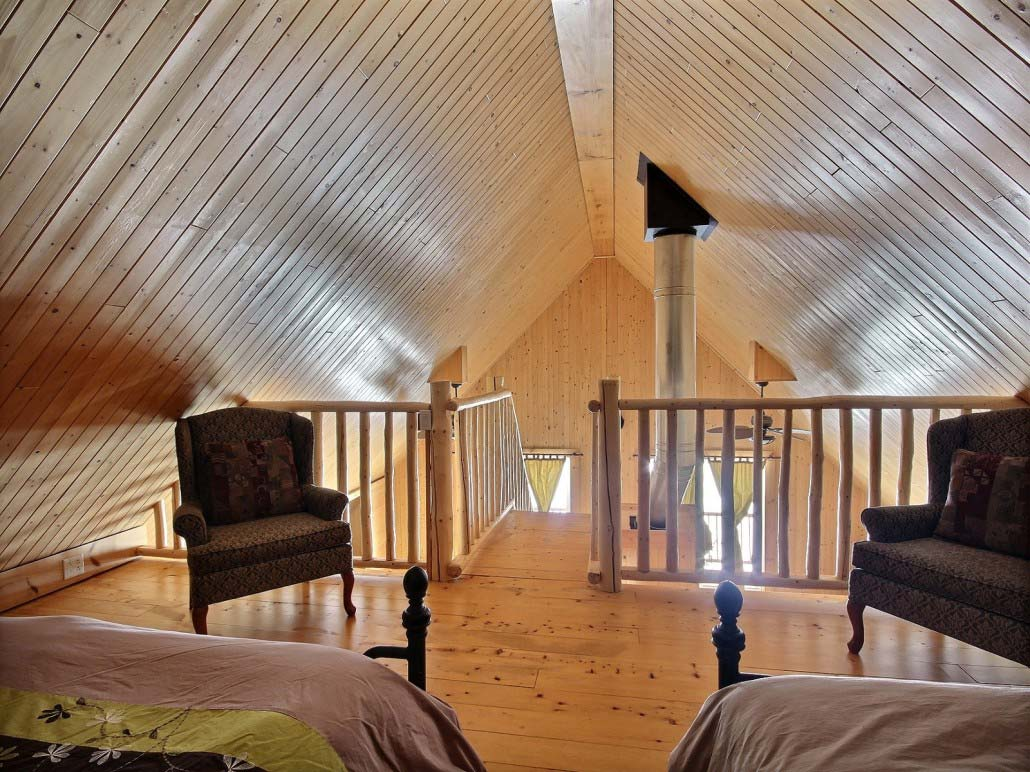 Chambre Chalet Le Mustang