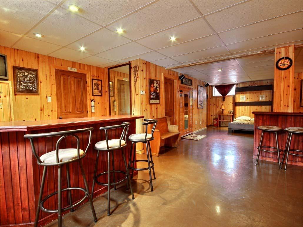 Mini-bar Chalet Natif
