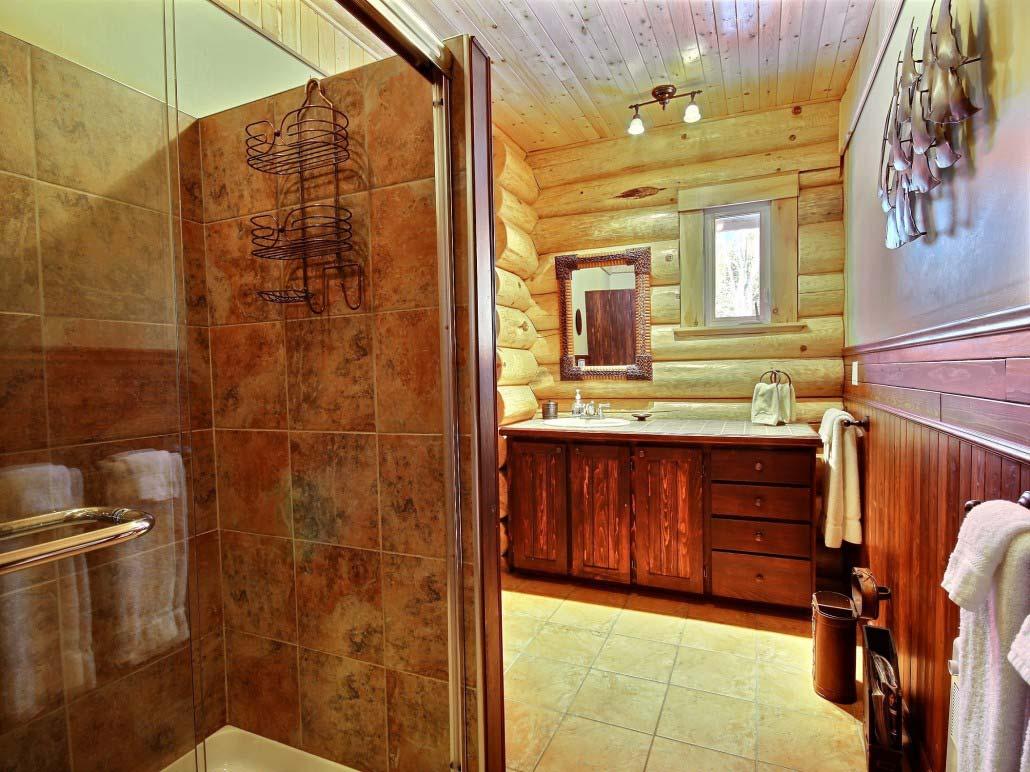 Salle de bain Chalet Nirvana
