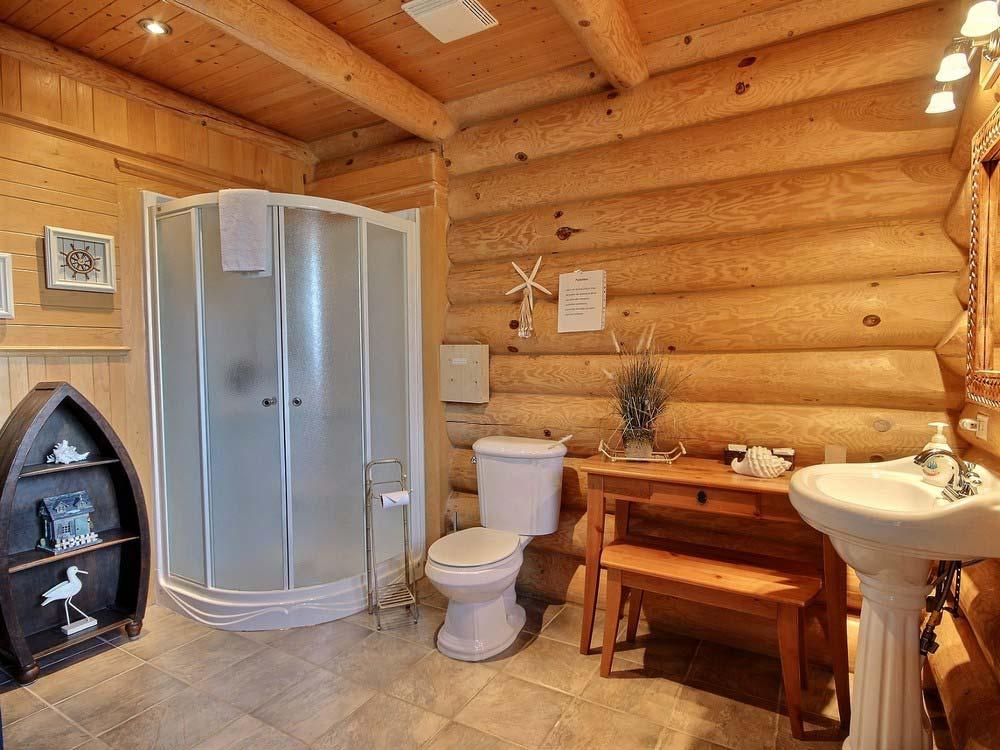 Salle de bain Chalet Odyssée