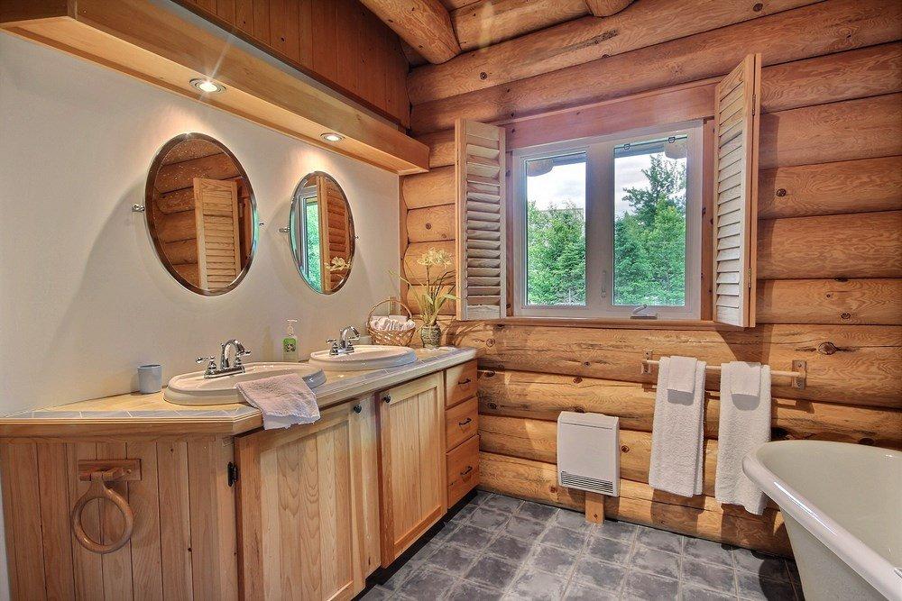 Salle de bain Chalet Orignal