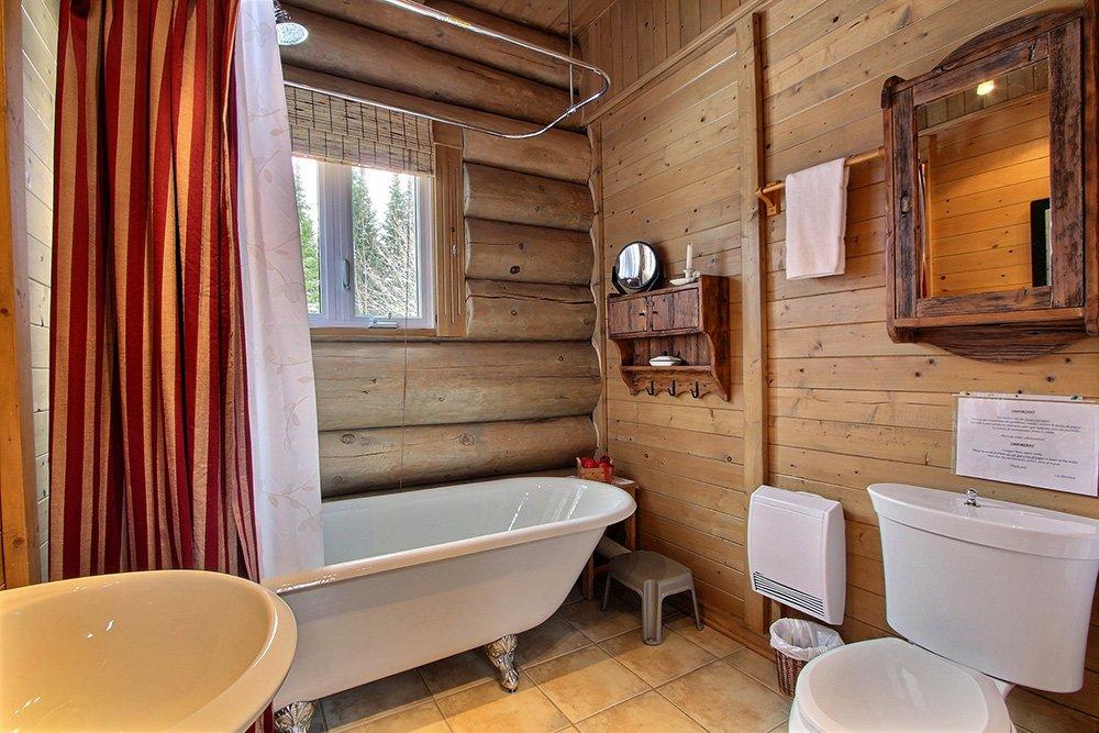 Salle de bain Chalet Raton-Laveur