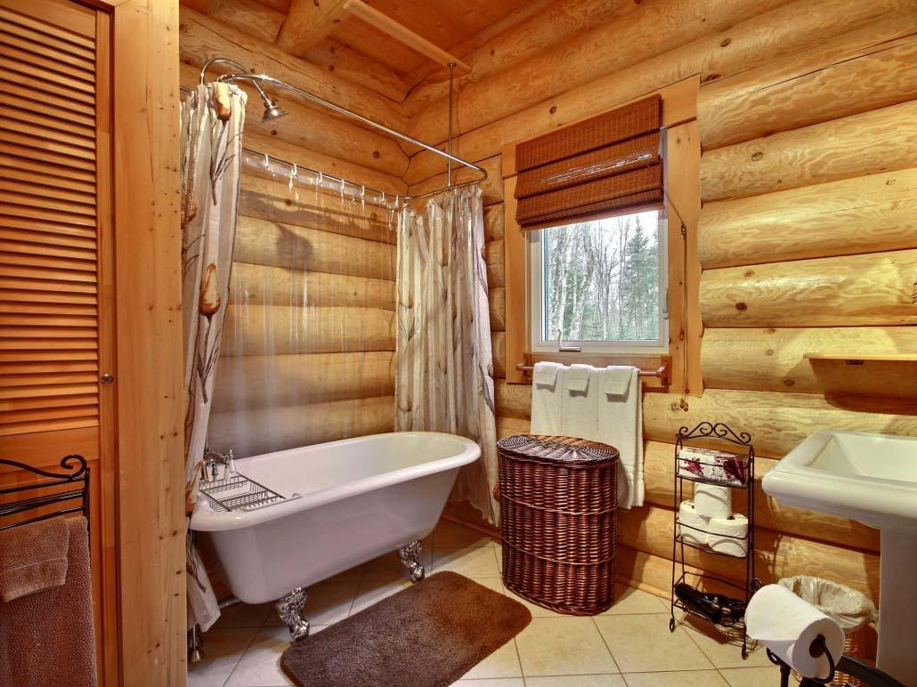Salle de bain Chalet Le Renard