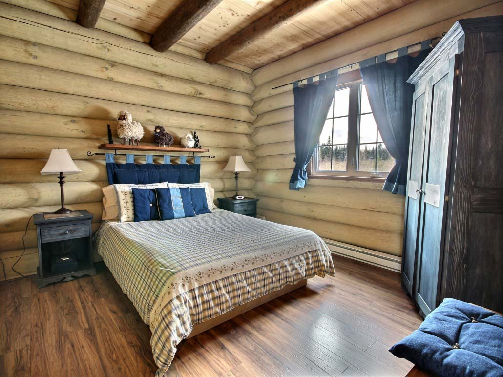 Chambre Chalet Triskel