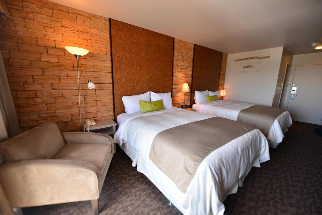 Chambre à 2 lits - Côté Mer