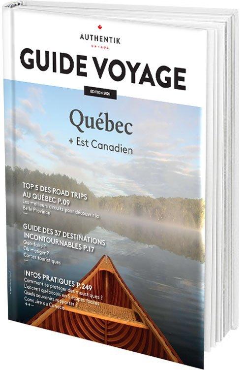 Guide voyage du Québec