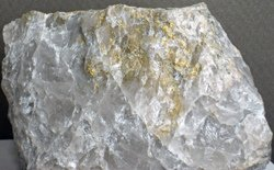 Filon d'or dans le Quartz, Malartic