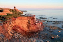 L'archipel des îles de Mingan et ses monolithes