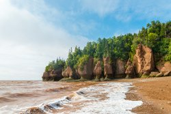 Rochers de Hopewell Rocks