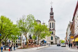 Notre-Dame-de-Québec, Cathedral-Baselica
