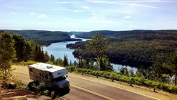 Scenic Parkway, Mauricie Park