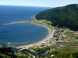 Gaspesian Coast, Quebec, Canada