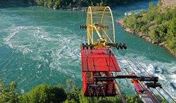 Funiculaire Whirlpool Aero Car, Parcs Niagara