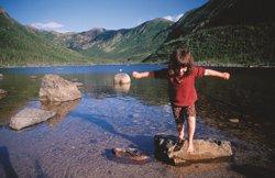 Lac aux Americains - Parc de la Gaspésie