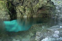 La Grotto, une grotte naturelle de la baie géorgienne
