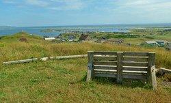 Point de vue sur Havre Aubert