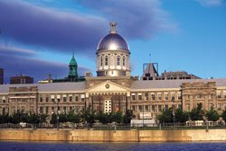 Marché Bonsecours, Old Montreal