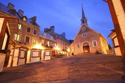 Place Royale, Old Quebec