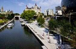 Promenade sur le Canal Rideau, Ottawa