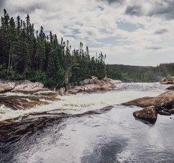 La rivière Manitou