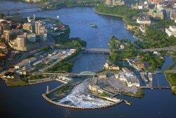 Rivière des Outaouais, Ottawa-Hull, Canada