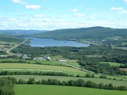 Matapedia Valley, Quebec, Canada