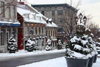 Shopping et visite libre de Montréal