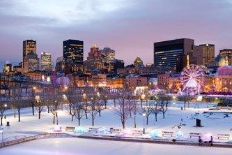 Montréal Qc, Canada