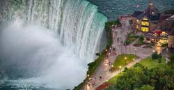 Niagara Falls - Table Rock