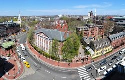 Harvard Square, Boston