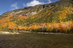 Saco River in Crawford Notch State Park
