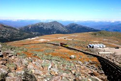 Le Cog Railway - White Mountains