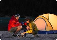 Location d'équipement de camping