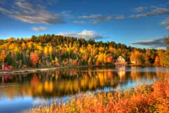 When to visit during fall?