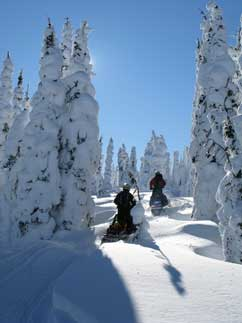 Quand partir en hiver au Canada