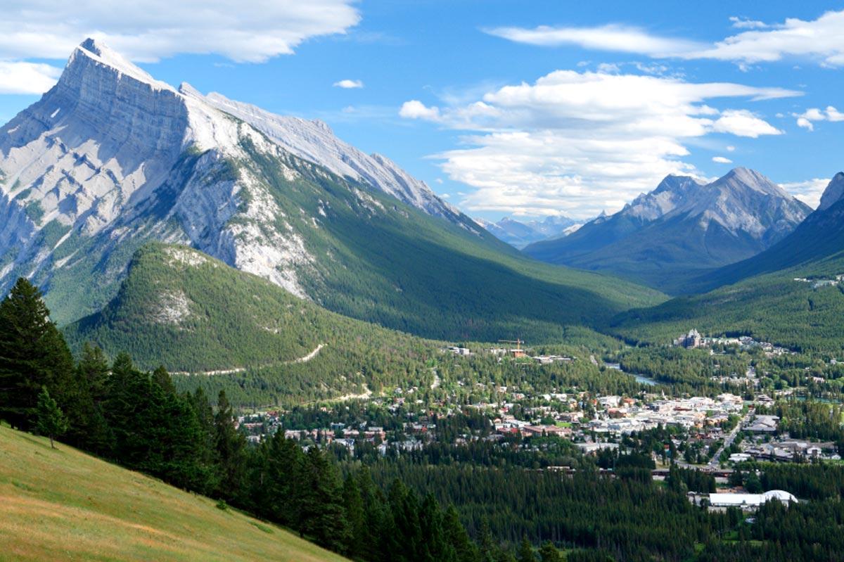 Village de Banff