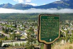 Golden, BC