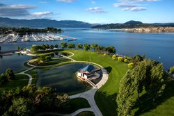 Waterfront Park - Kelowna