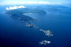 Haïda Gwaii archipelago