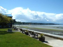 Qualicum Beach, Colombie Britanique