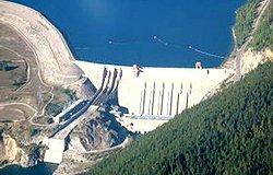 Le barrage de Revelstoke