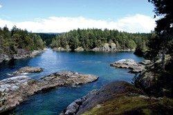 Smuggler Cove Marine Provincial Park, © Ken McMillan