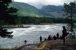 Skookumchuck Narrows Provincial Park, © Wikimedia commons
