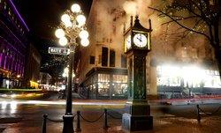 Horloge à vapeur de Gastown