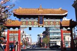 Quartier chinois de Victoria