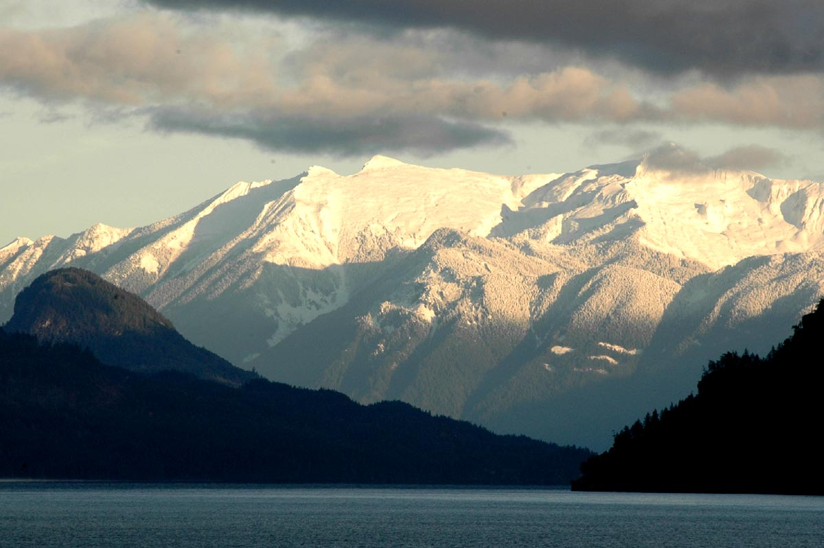 Harrison Lake, Colombie-Britannique