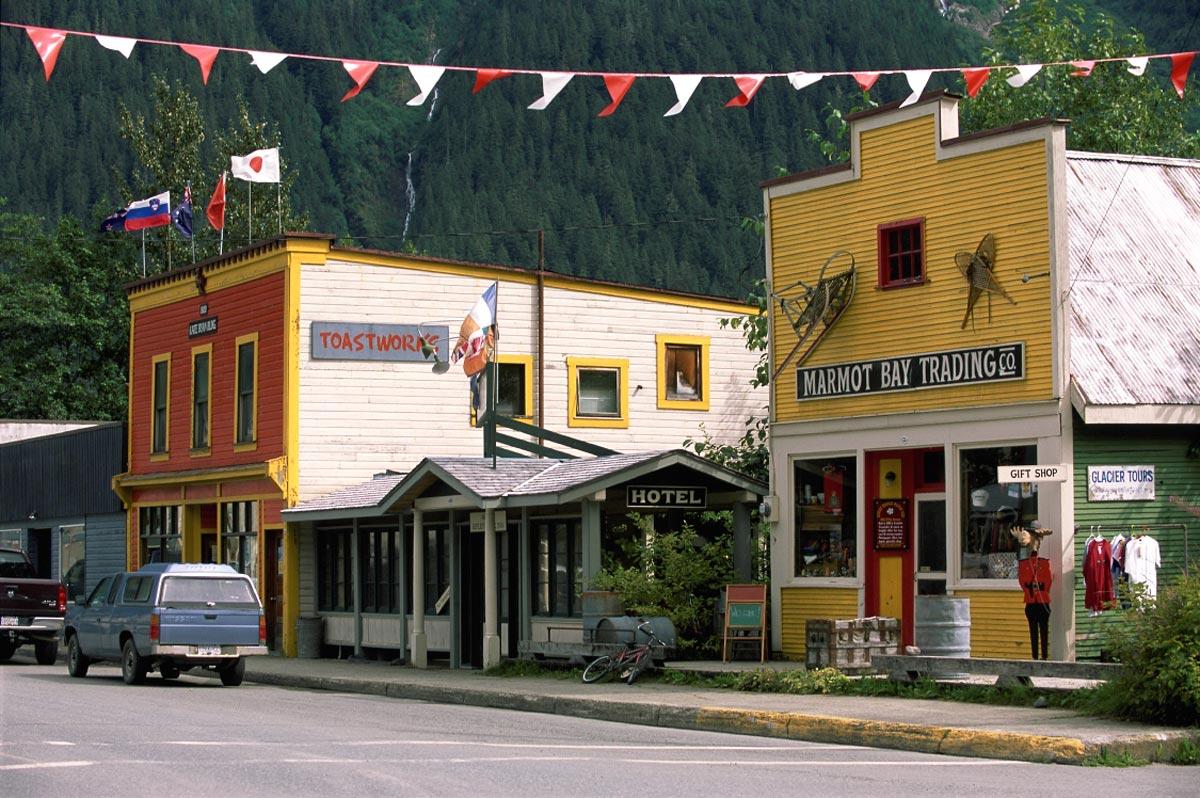 Stewart, Colombie-Britannique